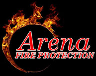 Arena Fire | Louisiana, Alabama, Mississippi Fire Protection Company